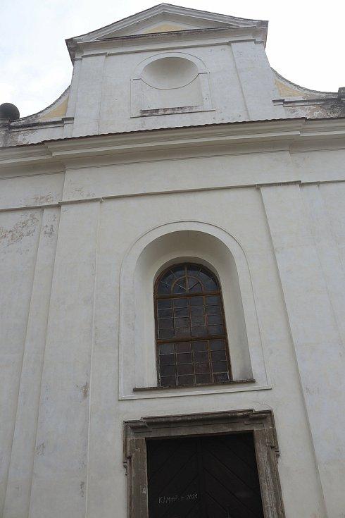 Sudoměř - kostel.