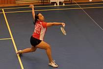 Extraliga družstev badmintonu: BK Deltacar Benátky - Prosek