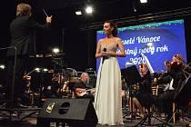 Z vystoupení Dasha Symphony v mladoboleslavském Kulturním domě.
