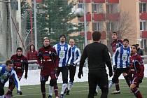 Přátelsky: FK Mladá Boleslav - FK Varnsdorf