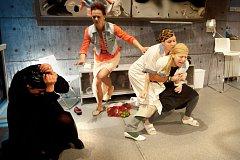 Mikve, nejoblíbenější izraelská hra současnosti, v podání Městského divadla Mladá Boleslav.
