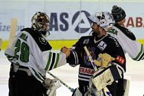 I. hokejová liga, 6. zápas čtvrtfinále: HC Benátky nad Jizerou - BK Mladá Boleslav