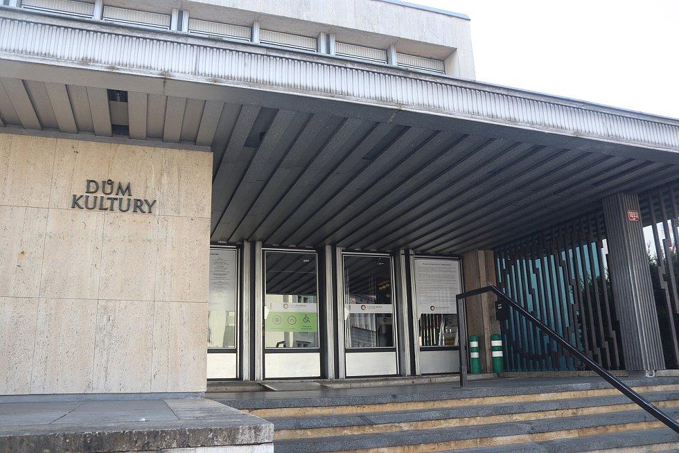 Dům kultury v Mladé Boleslavi.