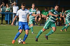 MOL CUP: FK Dobrovice - Bohemians 1905