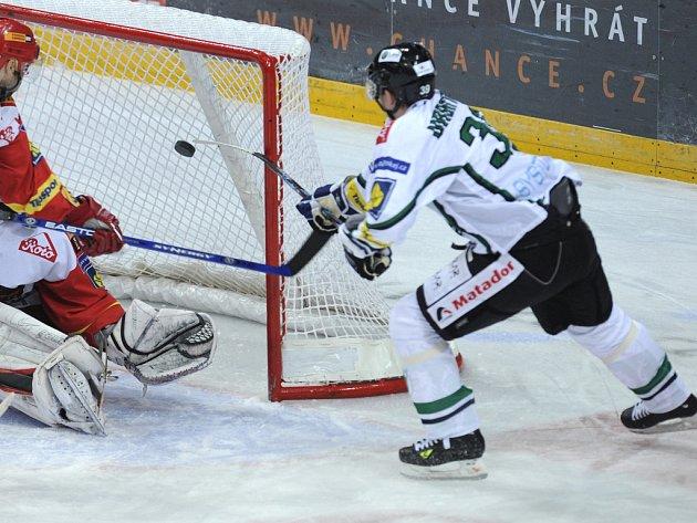 O2 extraliga: HC Slavia Praha - BK Mladá Boleslav