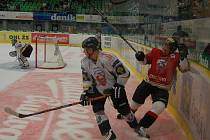 Semifinále Tipsport Cupu: BK Mladá Boleslav - HC Znojemští Orli