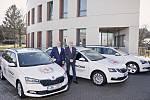 Společnost Škoda Auto se stala novým partnerem Českého červeného kříže.