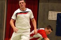 Futsalová hvězda Jaroslav Kamenický