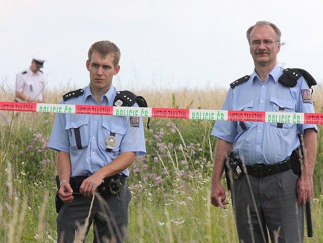 Ilustrační foto. Místo neštěstí na letišti hlídala policie.