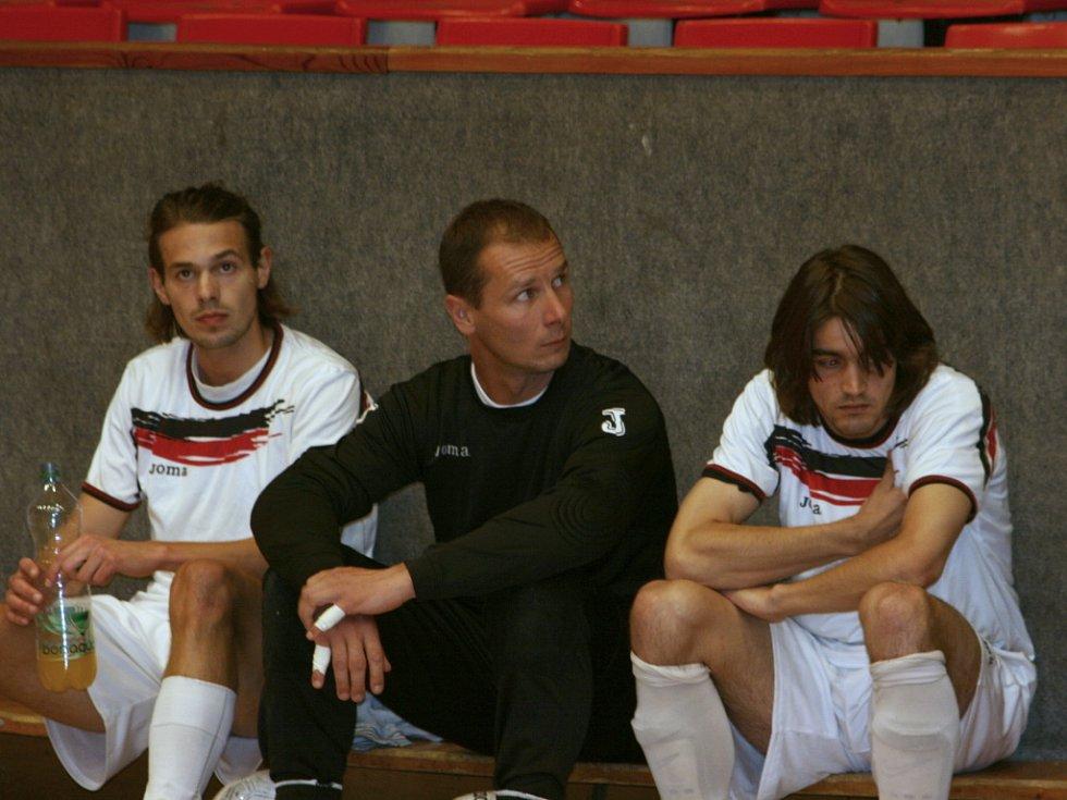 Přátelské utkání SELP Mladá Boleslav - Čechie Slaný
