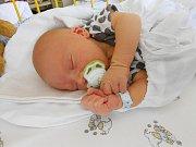 Dominik Puchýř se narodil 19. června, vážil 3,87 kg a měřil 52 cm. S maminkou Nikolou a tatínkem Jirkou bude bydlet v Loukovci, kde už se na něho těší sestřička Nella.