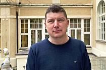 Ředitel Zdravotnické záchranné služby Středočeského kraje Pavel Rusý.