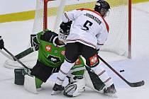Hokejisté Mladé Boleslavi prohráli úvodní zápas hokejové Ligy mistrů 1:4 se švédskou Frölundou