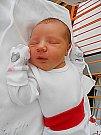 Karolína Šturmová se narodila 24. září, vážila 3,36 kg a měřila 49 cm. Maminka Sandra a tatínek Ondřej si ji odvezou domů do Bosně.