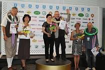 Vyhlášení Oldtimer Bohemia Rally 2014 - kategorie D