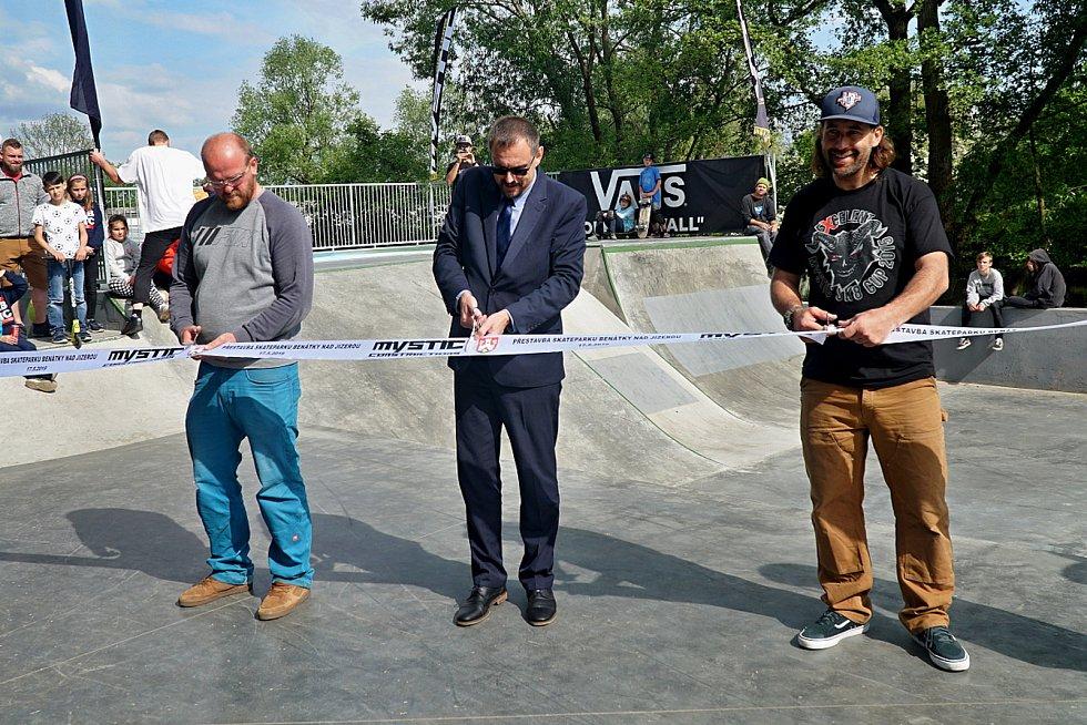 Benátky slavnostně otevřely skate park.