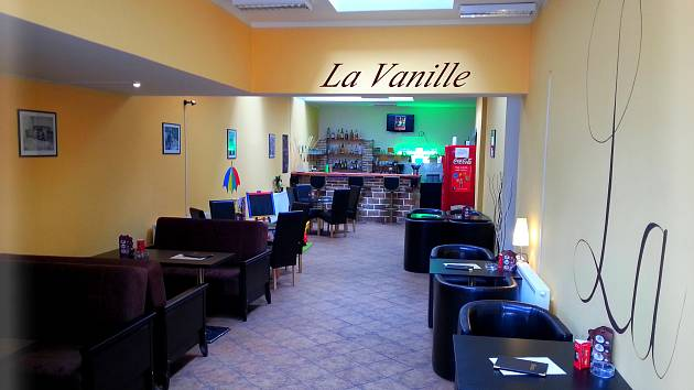Café bar La Vanille