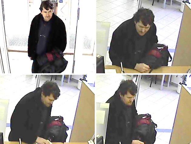 Sedmačtyřicetiletý muž přepadl pobočku banky v Máchově ulici. Pokladní předložil lístek s nápisem, že má bombu a v ruce držel tašku. Za pár minut odešel s penězi. Teď už je ale za mřížemi.