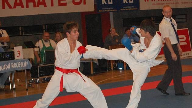 Vánoční cena karate 2010 Mladá Boleslav