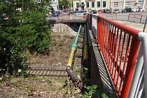Most U Měšťáků v Mladé Boleslavi.