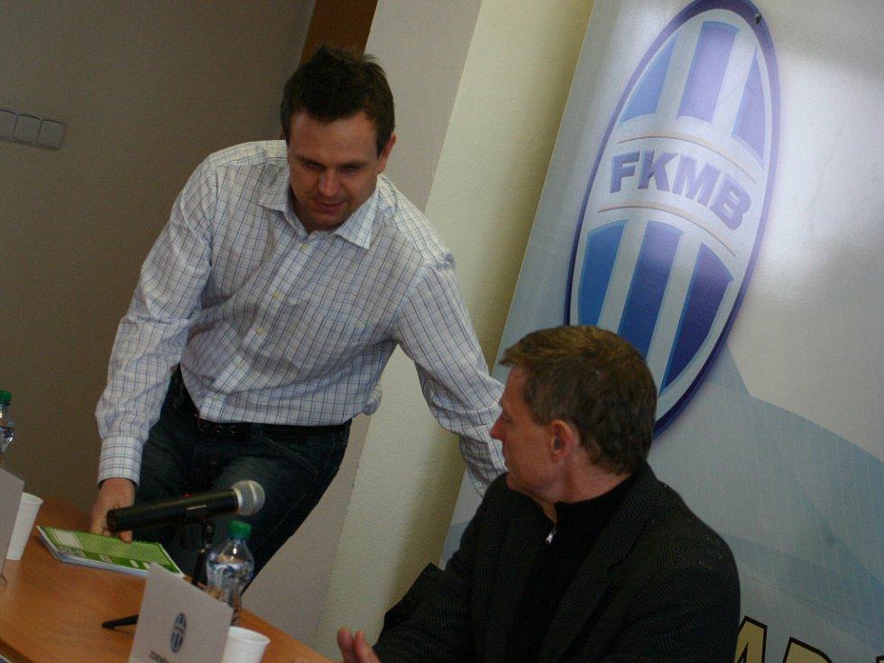 Petr Svěcený a Zdeněk Ščasný