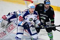 Tipsport extraliga: BK Mladá Boleslav - HC Kometa Brno.