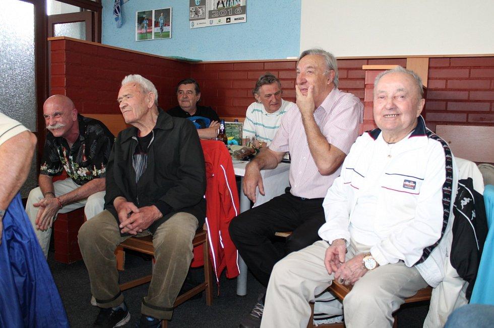 Setkání boleslavského fotbalového klubu Astonka