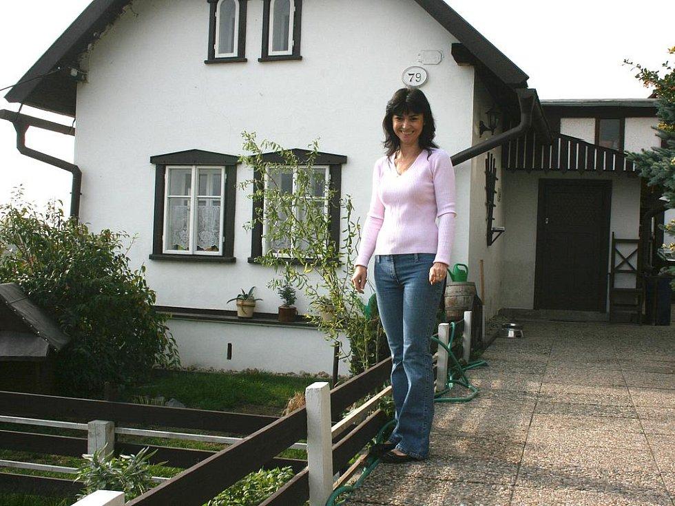 Miminka Lucie Smatanové Iveta Kotalíková.