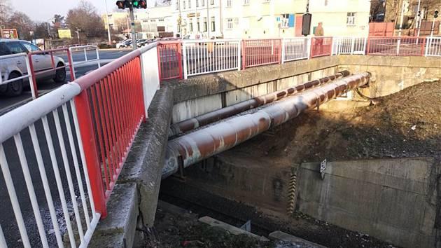 Most v lokalitě U Měšťáků je v havarijiním stavu