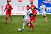 S Brnem doma Mladá Boleslav remizovala 16. ledna 2021 po výsledku 1:1.