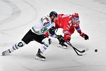 Mladá Boleslav bude o účast ve finále hokejové extraligy bojovat s Třincem.