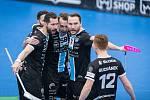 Florbalisté Mladé Boleslavi postoupili do Superfinále po čtyřech vyhraných semifinálových zápasech v řadě.
