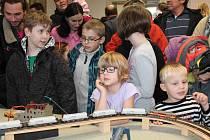 V Muzeu Bakovska otevřeli výstavu Kouzelný svět mašinek