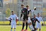 Juniorská liga: Mladá Boleslav - Hradec Králové.