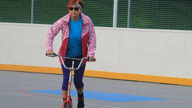Klementinka ožila seniorskou olympiádou