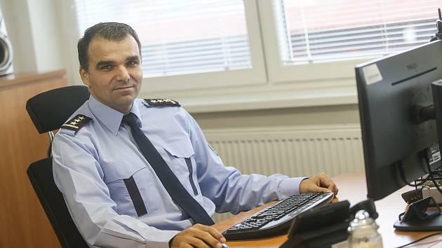 Marek Jirouš je ředitelem územního odboru Policie České republiky Mladá Boleslav