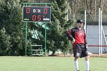 III. třída: Rejšice B - Sporting Mladá Boleslav