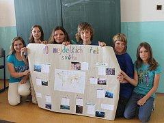 Děti v Dobrovici si užily projektový den