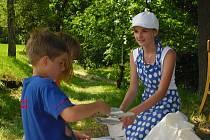 Dětský den na Solci se stezkou řemesela bohatým programem.
