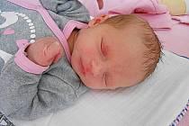 Veronika Šťastná se narodila 20. dubna, vážila 3,1 kg a měřila 49 cm. S maminkou Ivou a tatínkem Jindřichem bude bydlet v Mladé Boleslavi.