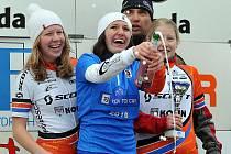 7. závod Toi Toi Cupu pro kategorie muži Elite a U23 a zároveň mistrovství ČR pro kategorie žáci, kadeti, kadetky, junioři a ženy v Mnichově Hradišti, 11.prosince 2010.