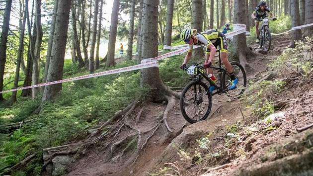 Dvoudenní republikový šampionát na horských kolech do vrchu i v cross country znamenal pro mladé závodníky mladoboleslavského IVAR CS AUTHOR Teamu skvělé výsledky.