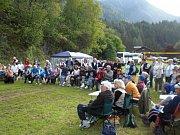 Šestice boleslavského Sokola byla hostem Sokolských slavností v Rakousku