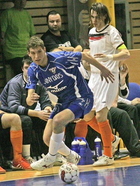 2. zápas čtvrtfinále play-off futsalové ligy: Helas Brno - Selp Mladá Boleslav