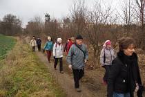 Mladoboleslavští turisté vyrazili do okolí svého města.