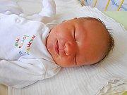 Ondřej Husák se narodil 27. října mamince Zuzaně a tatínkovi Milanovi z Mladé Boleslavi. Vážil 3,79 kg a měřil 50 cm.