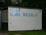 Hřiště SKP Mladá Boleslav