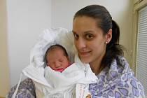 PATRICIE Navitskaya se narodila 19. ledna, vážila 2,9 kilogramů a měřila 47 centimetrů. Maminka Zinaida a tatínek Jan si ji odvezou domů do Katusic.