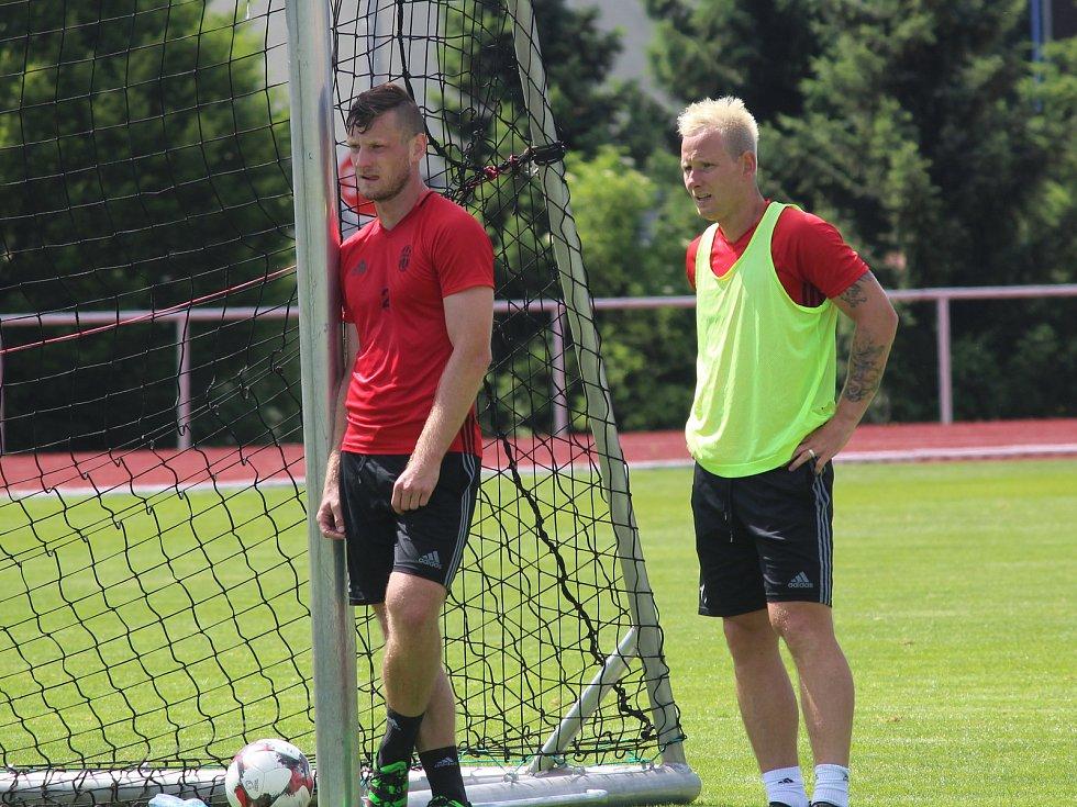 Zahájení letní přípravy FK Mladá Boleslav.