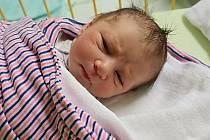 Caliskan Azylin se narodil 1. ledna, vážil 3,52 kg a měřil 51 cm. Maminka Jitka a tatínek Hasan si ho odvezou domů do Hrdlořez.